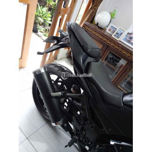 Motor Kawasaki Ninja 250 2012 Build Up Thailand Bekas Body Mulus - Bandung