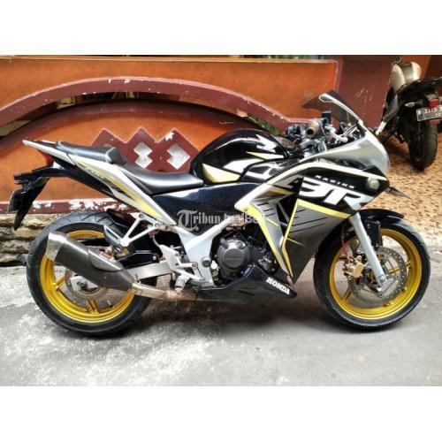 Motor Honda CBR 250R CBU Thailand 2011 Bekas Surat Aman Harga Nego - Jakarta