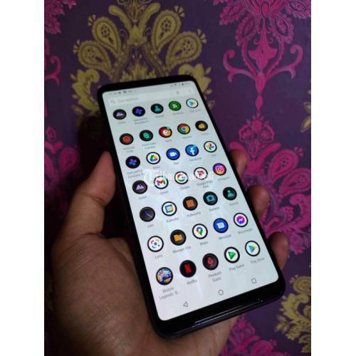 HP Asus ROG Phone 3 Fullset Ram 8/128GB Bekas Normal Garansi - Yogyakarta