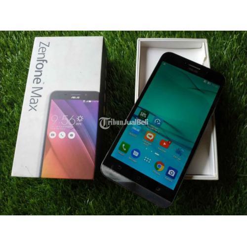 HP Asus Zenfone Max Ram 2GB/32GB Fullset Bekas Harga Nego - Yogayakarta