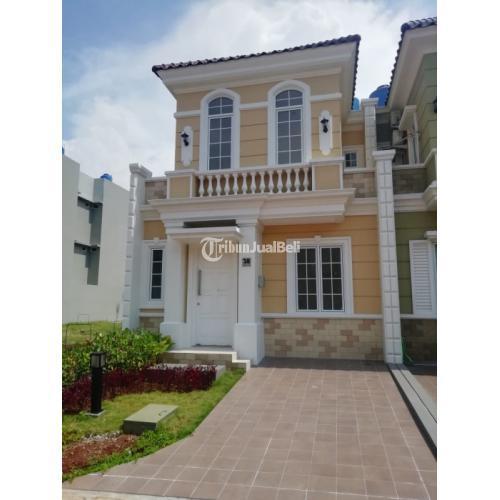 Dijual Rumah Baru Siap Huni Luas 72 m2 di Paramount Village - Semarang