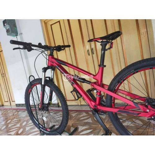 Sepeda MTB Polygon Siskiu D5 Size S Bekas Bonus Pedock Nego - Boyolali