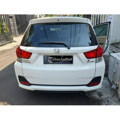 Mobil Honda Mobilio E Manual 2014 Full Orisinil Bekas Bisa Kredit Nego - Solo