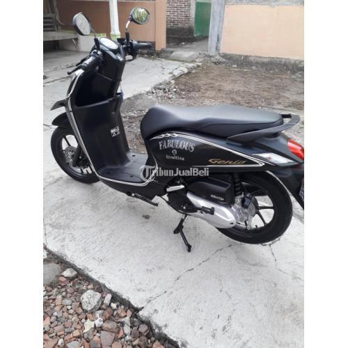 Motor Honda Genio 2019 Indling Stop Bekas Low Km Harga Nego - Sragen