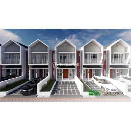 Dijual Perumahan Arcamanik Clavica Cluster Arcamanik - Bandung