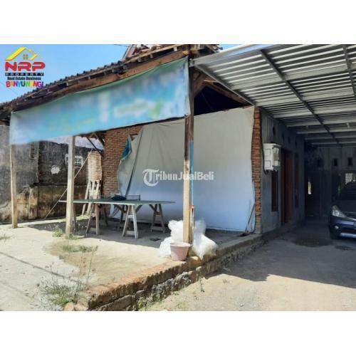 Dijual Tanah Luas 219m2 Murah Bonus Bangunan - Banyuwangi