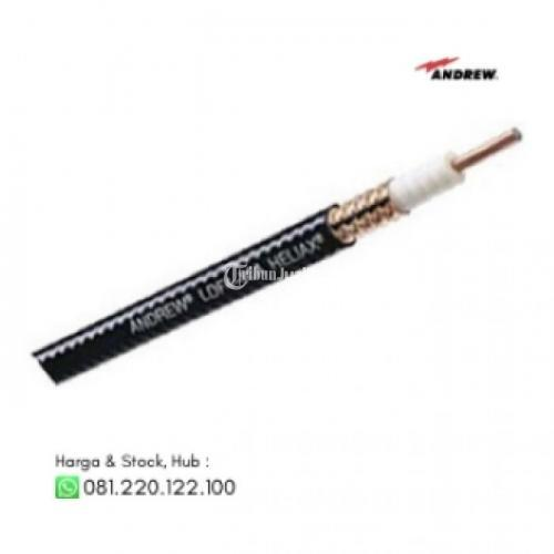 """Kabel Heliax Andrew LDF4 1/2"""" 50 ohm - Tangerang"""
