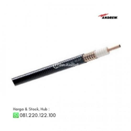 """Kabel Heliax Andrew LDF5 7/8"""" 50 ohm - Tangerang"""