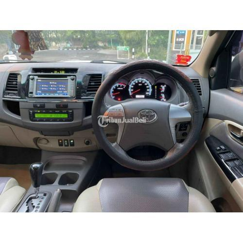 Mobil Toyota Fortuner TRD Sportivo AT Diesel 2014 Bekas Tangan1 Mulus - Jakarta