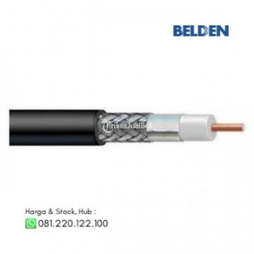 Kabel RG-8 Belden 9913 50 ohm - Tangerang