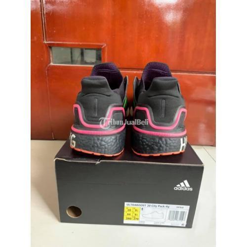 Sepatu Adidas UltraBoost 20 City Pack Hy Size 44 VNDS Nominus Original - Jakarta