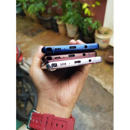 HP Samsung Note 9 SEIN Bekas Mulus Normal Siap Pakai - Depok
