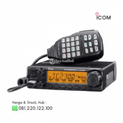 Radio Rig Icom IC-2300H - Tangerang
