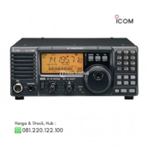 Radio Rig SSB Icom IC-718 - Tangerang