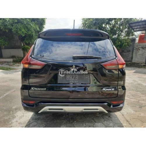Mobil Mitsubishi Xpander Sport 2018 Tangan1 Bekas Terawat Harga Nego - Demak