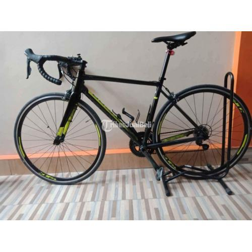 Sepeda Roadbike Polygon Stratos S4 Size 51 Bekas Like New Normal - Sukoharjo