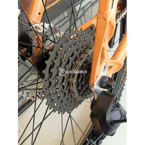 Sepeda MTB United Detroid 2.0 Size M Bekas Mulus Harga Nego - Sukoharjo