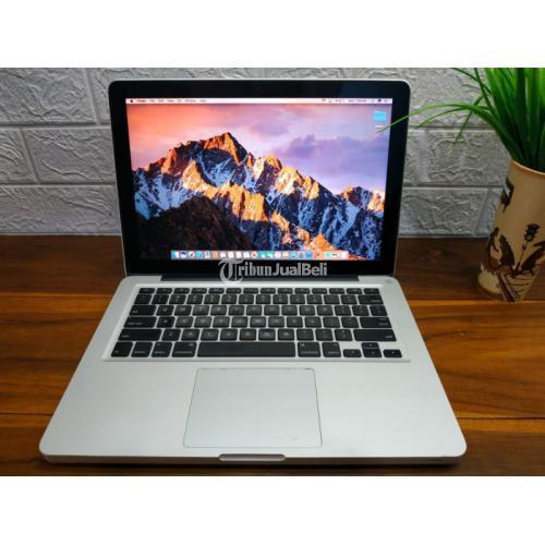 Laptop Macbook Pro 13 Late 2011 Core i5 RAM 4GB SSD 120GB Bekas Mulus Normal - Sukoharjo
