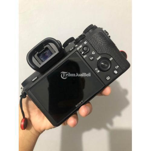 Kamera Mirrorless Sony A7ii Body Only SC Minim Bekas Like New Normal - Jogja