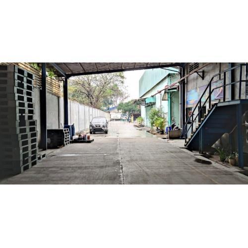 Dijual Murah Gudang Lokasi Strategis Jalan Raya Bekasi Cakung - Jakarta Timur