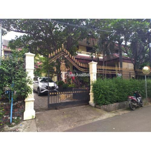 Dijual Rumah di Cilandak Jakarta Selatan Dekat Stasiun MRT Haji Nawi dan ITC Fatmawati - Jakarta