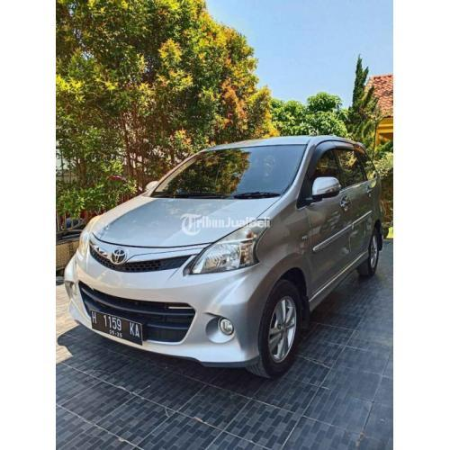 Mobil Toyota Avanza Veloz Manual 2013 Bekas Pajak Panjang - Karanganyar