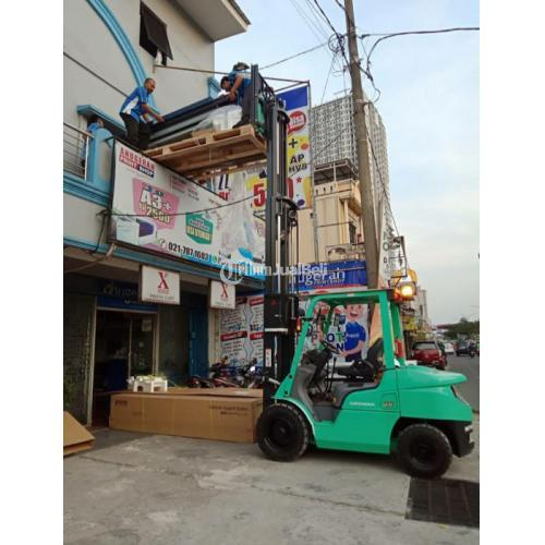 Jasa Sewa Rental FORKLIFT TOMANG GROGOL TANJUNG DUREN - Jakarta Barat