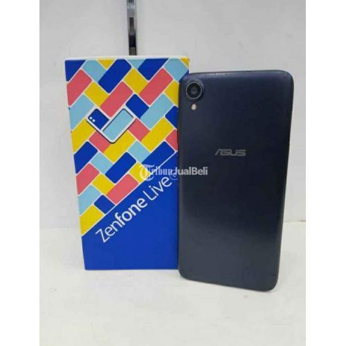 HP Asus Zenfone Live L1 Fullset Ram 2/16GB Bekas Mulus No Minus - Semarang