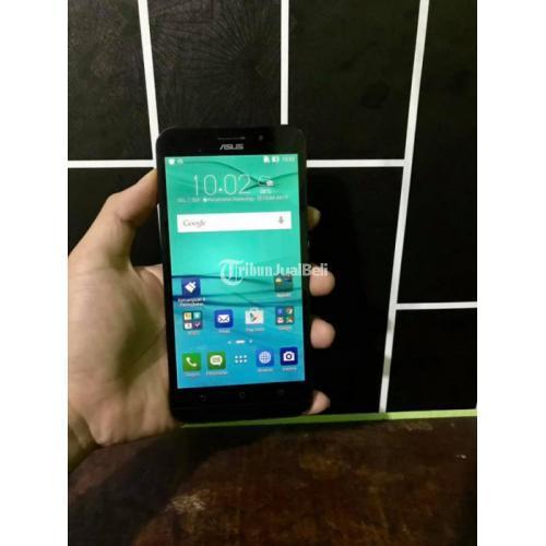 HP Asus Zenfone Max Ram 2/16GB Fullset Bekas Kondisi Normal - Semarang