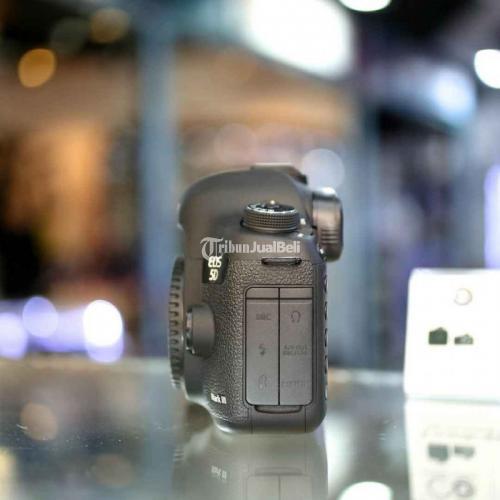 Kamera Canon 5D Mark III Body Only Bekas Fullset Bebas Jamur - Bogor