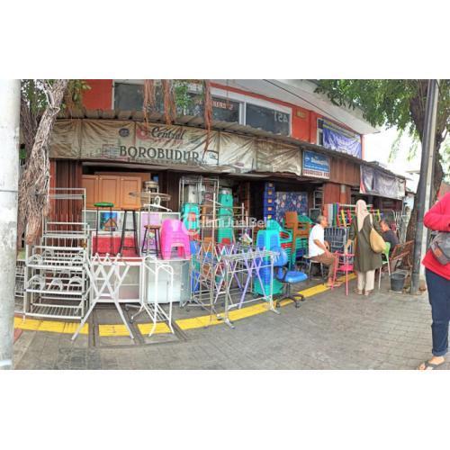 Dijual Ruko 2 Lantai Luas  322m2 Harga Nego di Jatinegara - Jakarta Timur