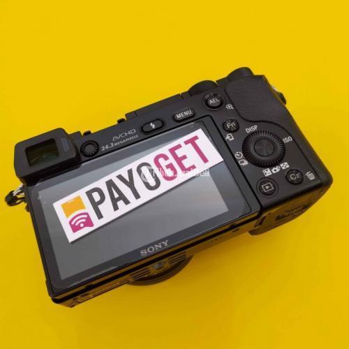 Kamera Mirrorless Sony A6000 Fullset Bekas Lensa Kit 18-55mm - Palembang