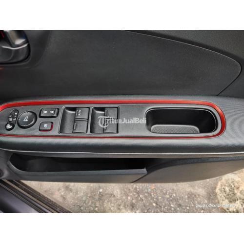 Mobil Honda Brio RS 1.2 CVT AT 2019 Bekas Surat Lengkap Mesin Halus - Pasuruhan