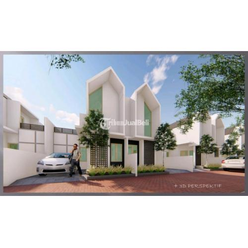 Dijual Rumah Cantik Luas 65m² Baru Harga Murah Lokasi Strategis One Gate System - Sleman