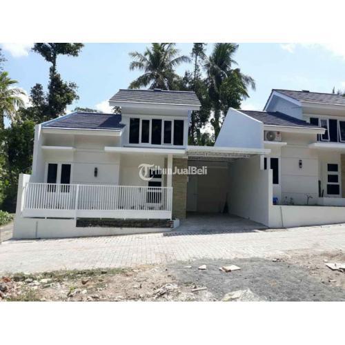Dijual Rumah Baru KPR Tipe 40 Harga Promo Bonus AC & Kanopy di Perum Sedayu Residence - Bantul