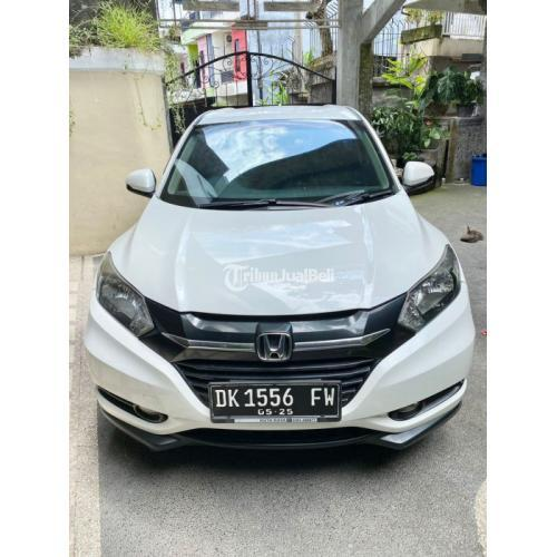 Mobil Honda HR-V E CTV AT 2015 Low KM Bekas Harga Nego - Badung