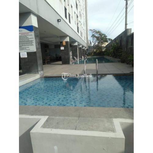 Dijual Apartemen Luas 32 m2 Isi 2KT 1KM Free AC dan Kitchenset di Purimas Rungkut - Surabaya