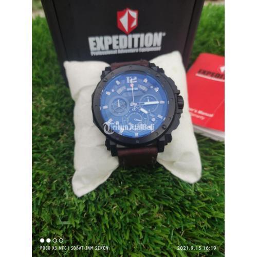 Jam Tangan Expedition 6402M Fullset Bekas Kondisi Normal Original - Semarang
