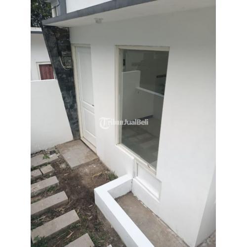 Dijual Rumah Baru KPR Tipe 70/140 di Perumhan Viqui Residence - Malang