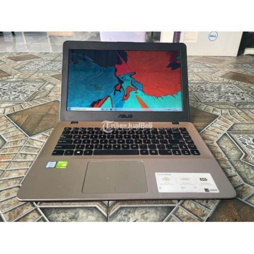 Laptop ASUS Vivobook A442URR Bekas Ram 8GB Kondisi Normal - Semarang