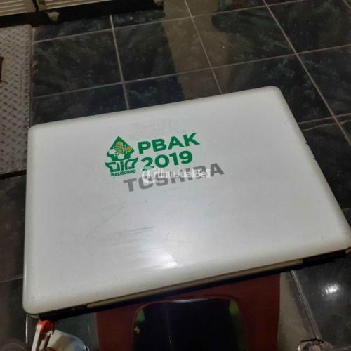 Laptop Toshiba L310 Dual Core Bekas Ram 2GB Hardisk 160GB - Semarang