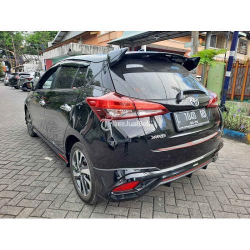 Mobil Toyota Grand New Yaris 1.5 AT 2021 Low KM Bekas Pajak On - Surabaya