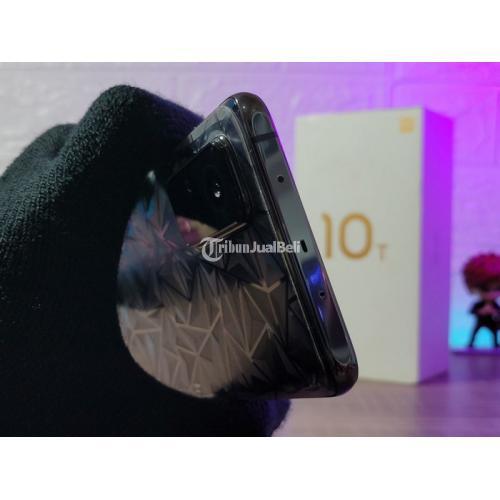 HP Xiaomi Mi 10T Cosmic Black Edition Ran 8GB/128GB Bekas Normal - Surabaya