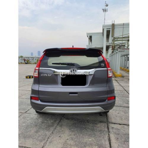 Mobil Honda CR-V 2.4 At Tahun 2015 Bekas Tangan1 Low KM Pajak Panjang - Jakarta