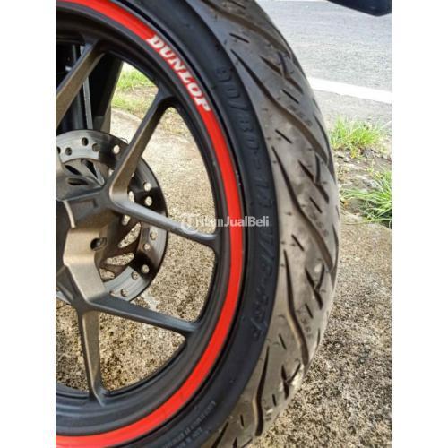 Motor Honda Vario 125 2017 Hitam Bekas Surat Lengkap Body Mulus - Badung