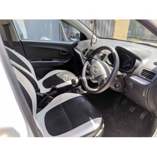 Mobil Kia Picanto 2014 Manual Bekas Pajak Baru Kondisi Normal - Denpasar