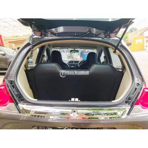 Mobil Honda Brio E Manual 2018 Bekas Terawat Pajak On Bisa Kredit - Bandung