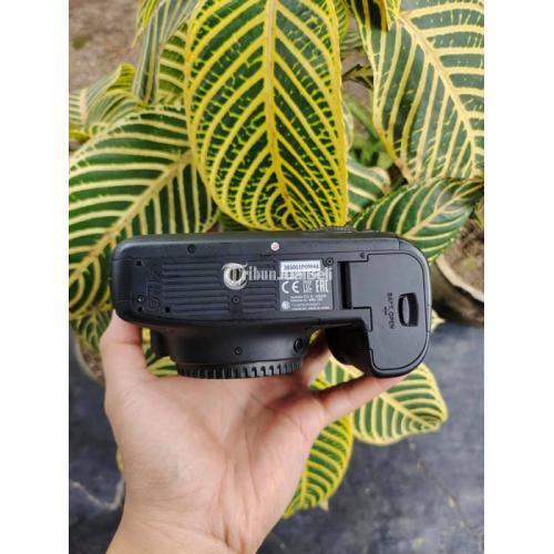 Kamera Canon Eos 6D Fullset Bekas Fungsi Normal Mulus No Minus - Banyuwangi