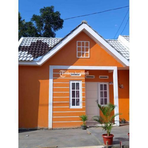 Dijual Rumah Minimalis Baru Tipe 27/60 Warna Warni di Greeenhill 3 - Semarang