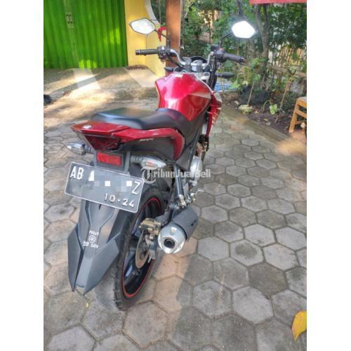 Motor Yamaha New Vixion 2014 Bekas Kondisi Normal Mulus Nego - Sleman